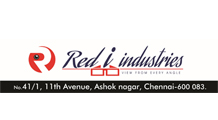 Red I Industries Logo